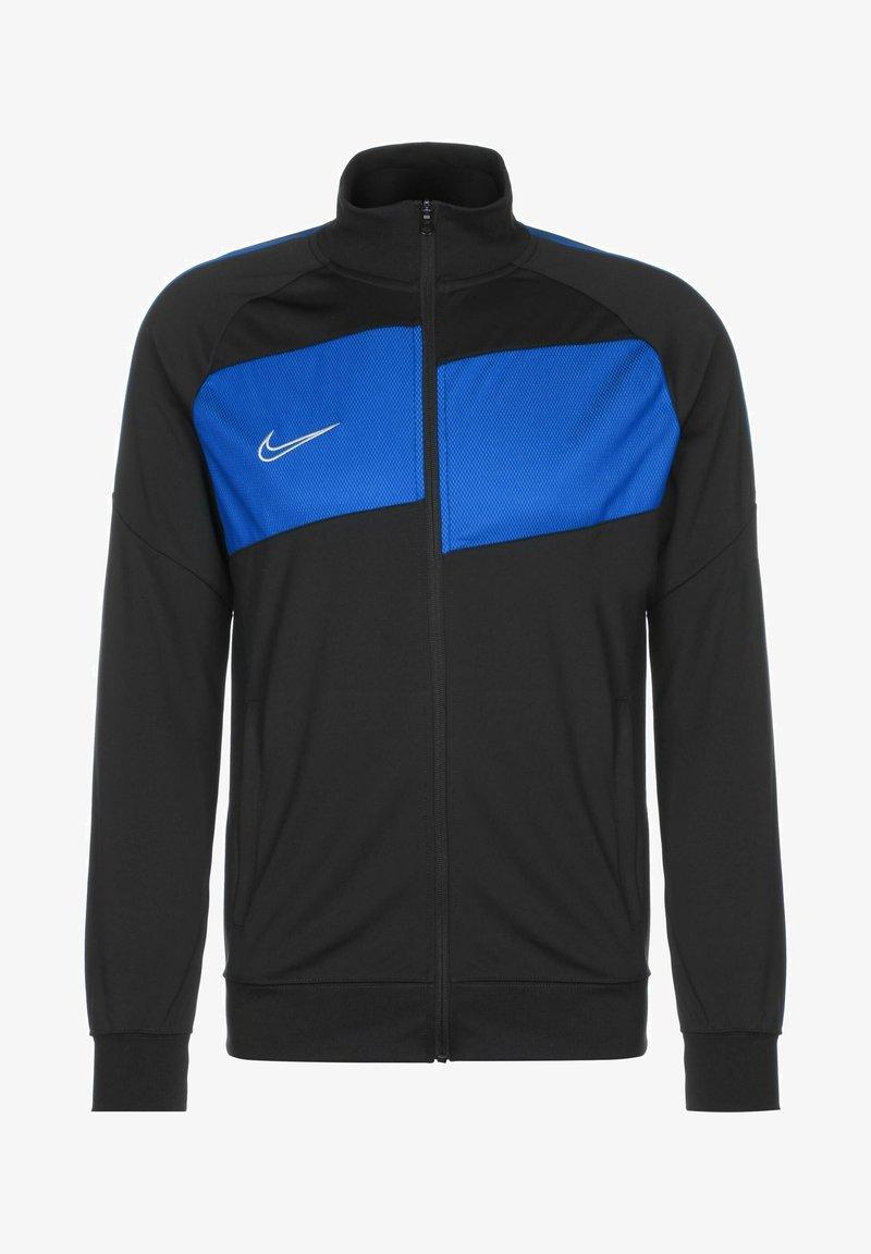 Nike Performance - DRY ACADEMY PRO - Training jacket - anthracite / photo blue / white