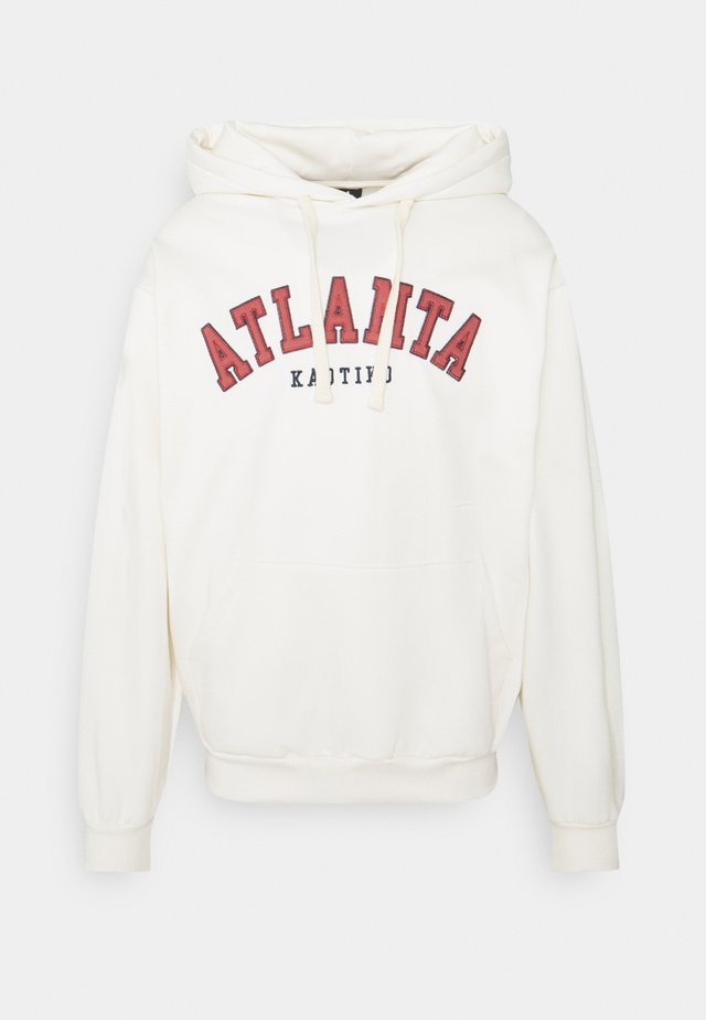 CREW ATLANTA IVORY UNISEX - Sweatshirt - offwhite