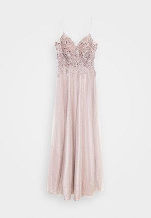 Vestido de fiesta - mauve