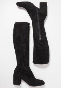Kennel + Schmenger - RUBY - Høje støvler/ Støvler - black - 3