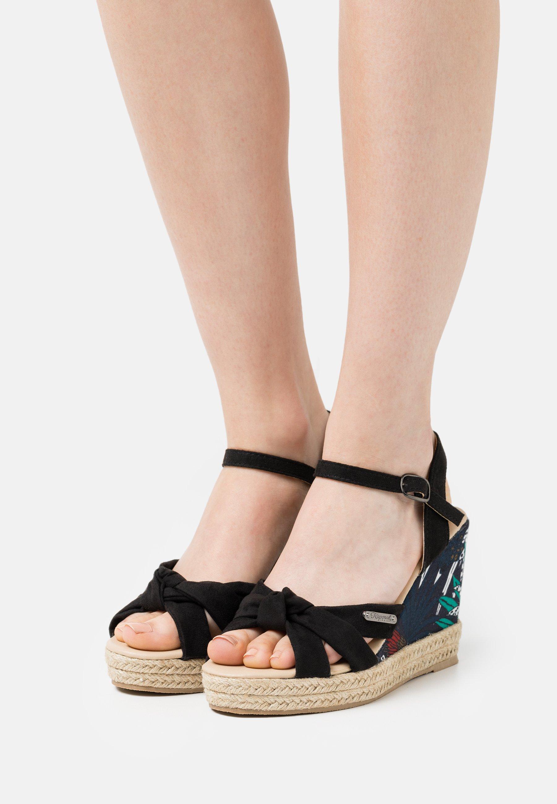 Women MAKITA - Platform sandals