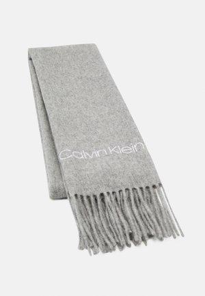 SCARF UNISEX - Scarf - grey