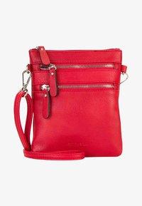 Emily & Noah - EMMA - Across body bag - red - 6