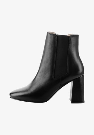 FELETTO - High heeled ankle boots - black