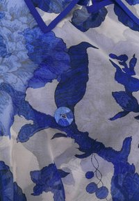 Diane von Furstenberg - EDA - Trenssi - blue - 2