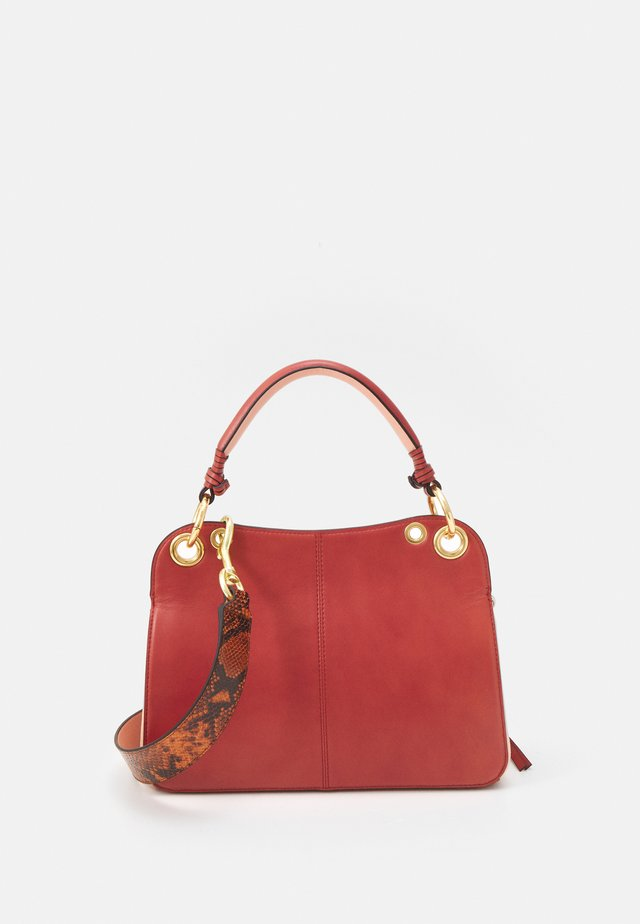 TILDA MEDIUM TILDA - Handbag - faded red