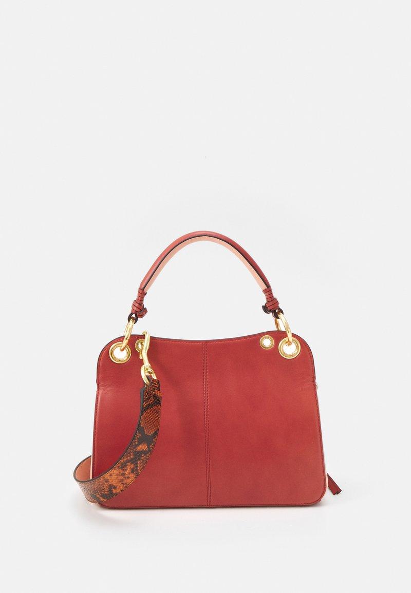 See by Chloé - TILDA MEDIUM TILDA - Handbag - faded red