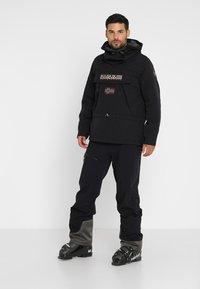 Napapijri - SKIDOO  - Skijakker - black - 1