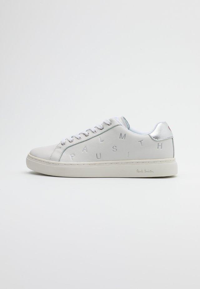LAPIN - Sneakers basse - silver