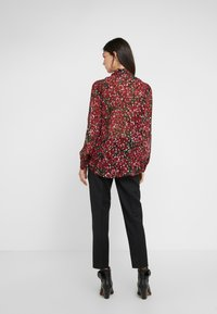 The Kooples - Button-down blouse - burgundy