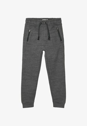 NKMSCOTT PANT - Teplákové kalhoty - asphalt