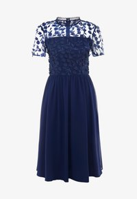 Chi Chi London - VERONA DRESS - Cocktail dress / Party dress - navy - 4