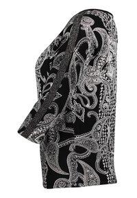 Betty Barclay - Long sleeved top - schwarz/weiß - 5