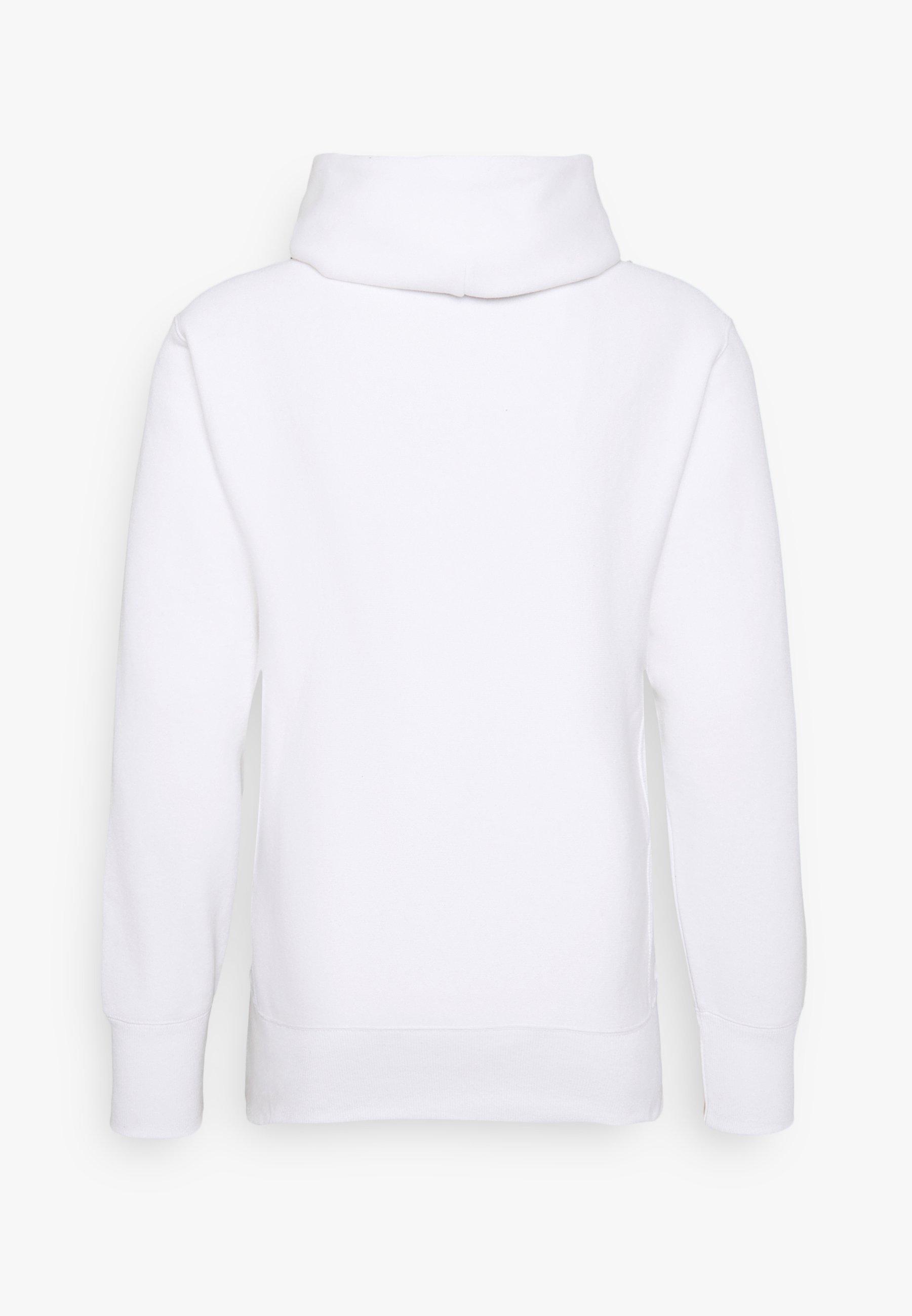 Champion Reverse Weave HOODED - Sweat à capuche - white