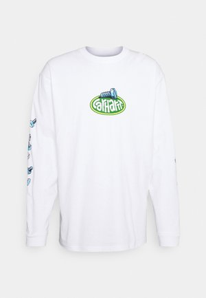 SCREW - Long sleeved top - white