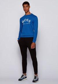 BOSS - SALBO - Sweatshirt - open blue - 1