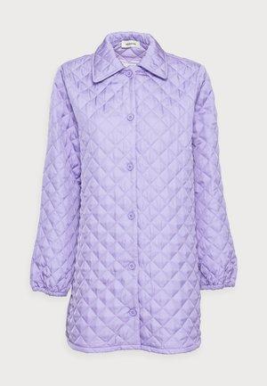JOEY COATIGAN - Abrigo de invierno - lavender
