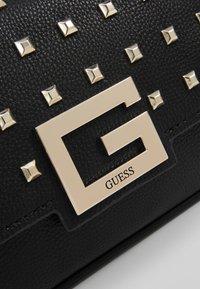 Guess - BRIGHTSIDE - Håndveske - black - 6