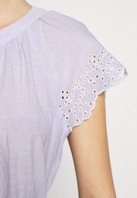 GAP - EYLT DRESS - Day dress - blue/white stripe - 3