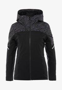 TULLA LADY - Ski jacket - black