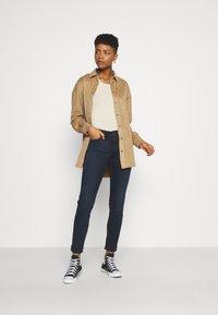 Lee - SCARLETT - Jeans Skinny Fit - dark lea - 1