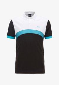 BOSS - PAULE  - Polo shirt - black - 4