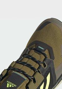 adidas Performance - TERREX TRAILMAKER GORE-TEX - Fjellsko - green - 5
