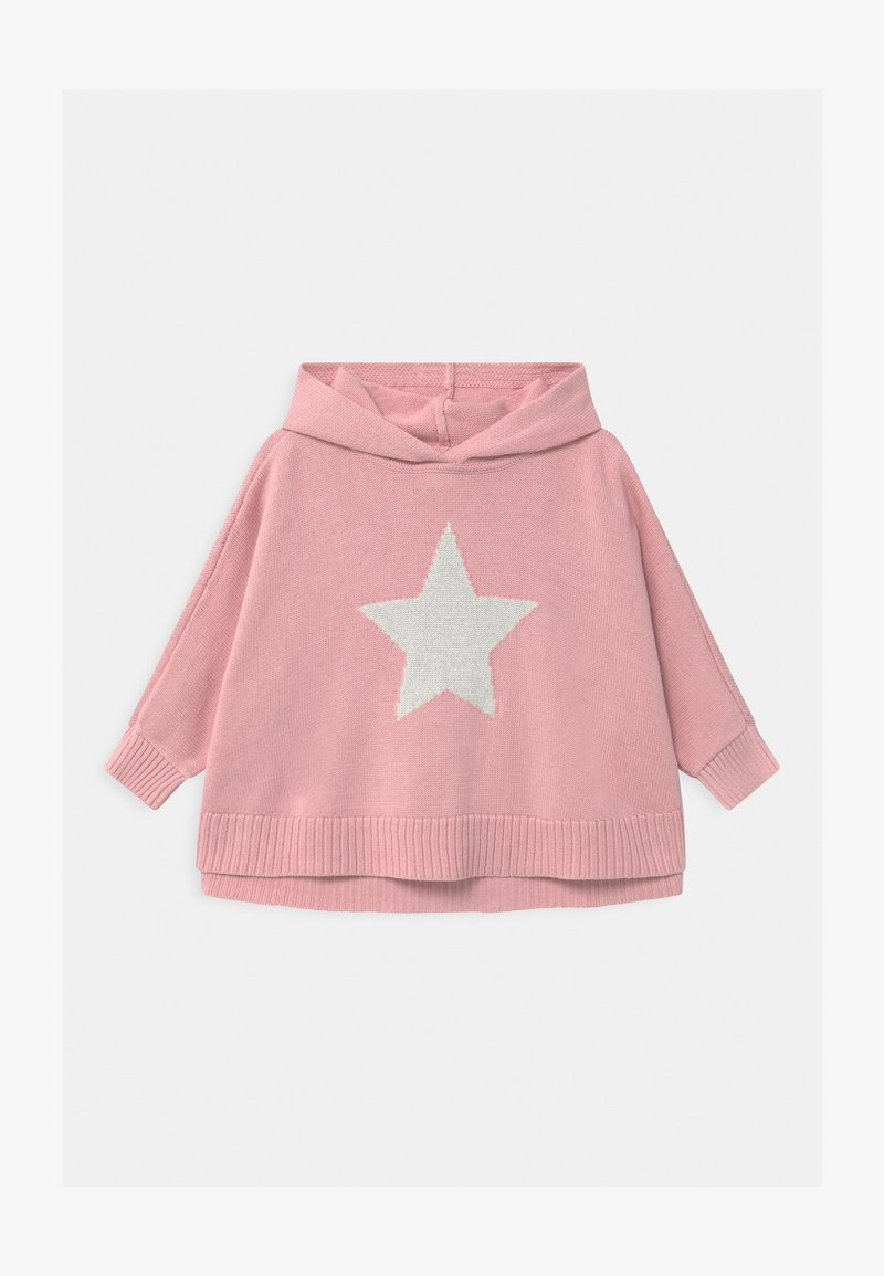 GAP - TODDLER GIRL PONCHO - Jumper - pure pink