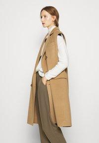 Bruuns Bazaar - PARI DAGNY - Trousers - earth brown - 3