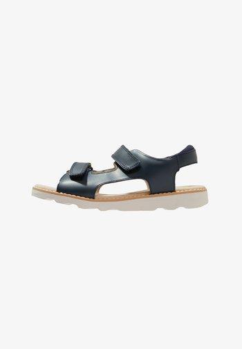 CROWN ROOT - Sandals - navy