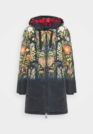 PADDED SAUVAGE DESIGNED BY MR. CHRISTIAN LACROIX - Cappotto invernale - multi-coloured