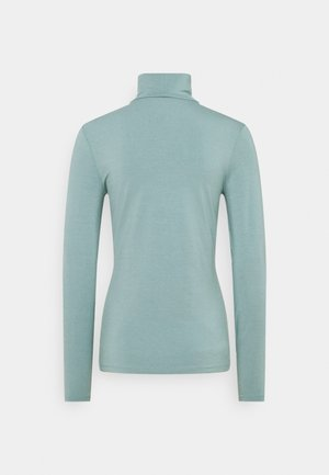 Strikkegenser - grey blue