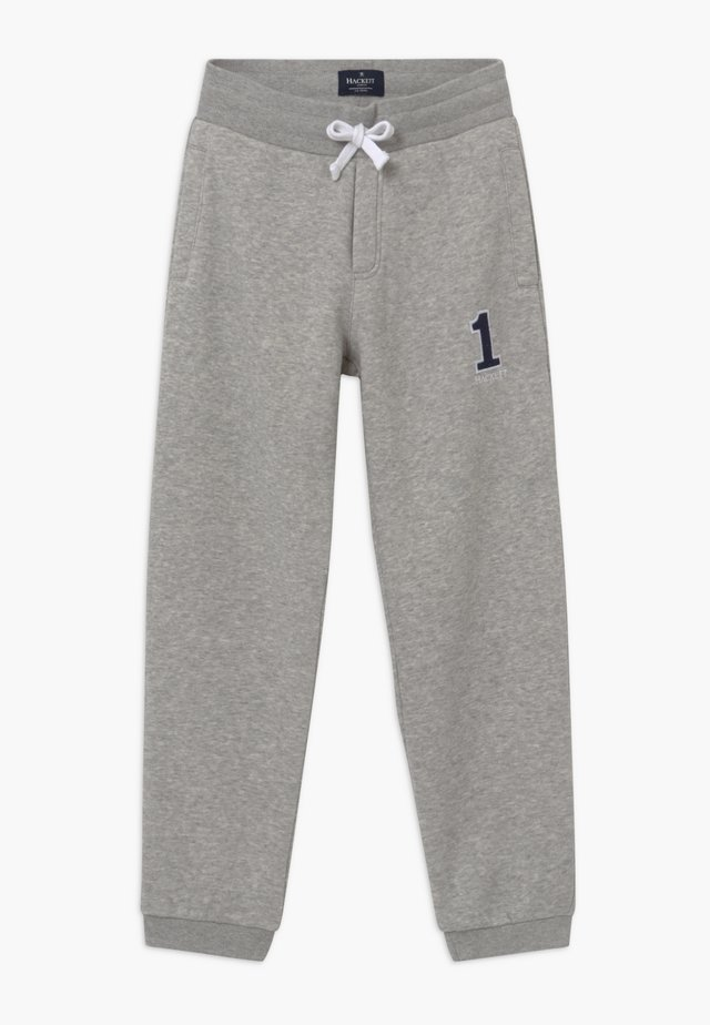 NUMBER - Pantalon de survêtement - grey