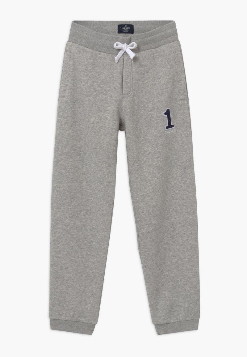Hackett London - NUMBER - Tracksuit bottoms - grey