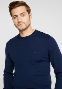 Calvin Klein Tailored - Jumper - blue - 4