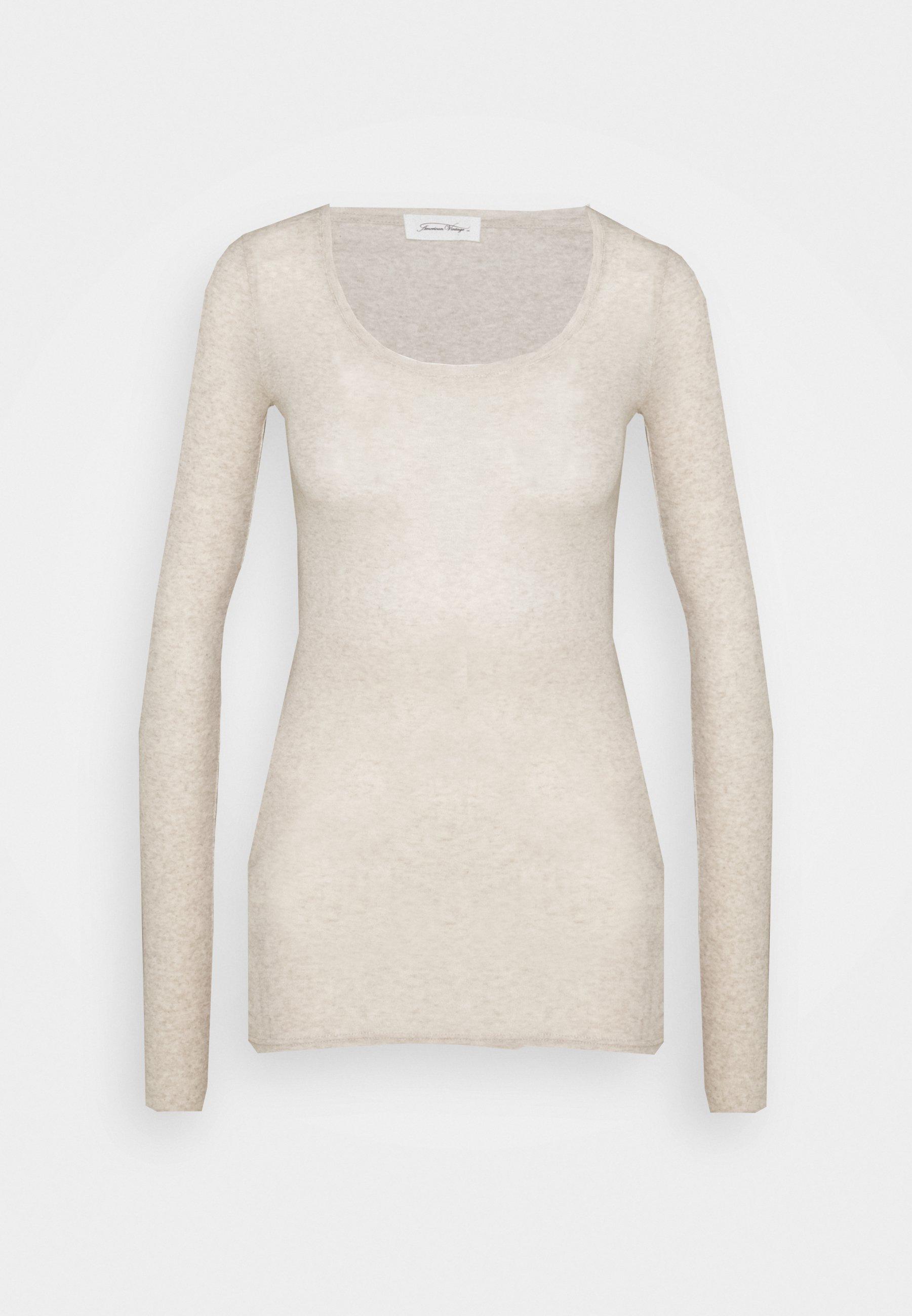 Women MASSACHUSETTS - Long sleeved top