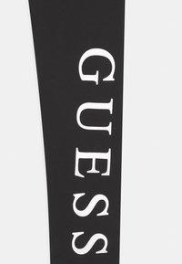 Guess - JUNIOR CORE - Leggings - jet black - 2