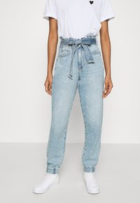 American Eagle - Relaxed fit jeans - blue breeze - 0