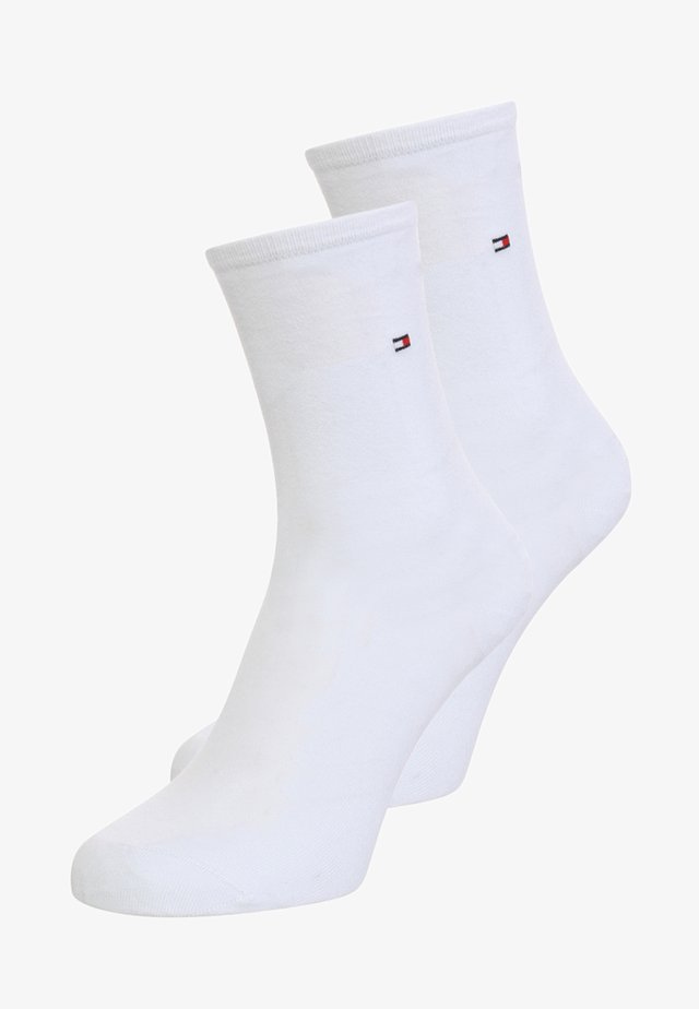 WOMEN SOCK CASUAL 2 PACK - Skarpety - white