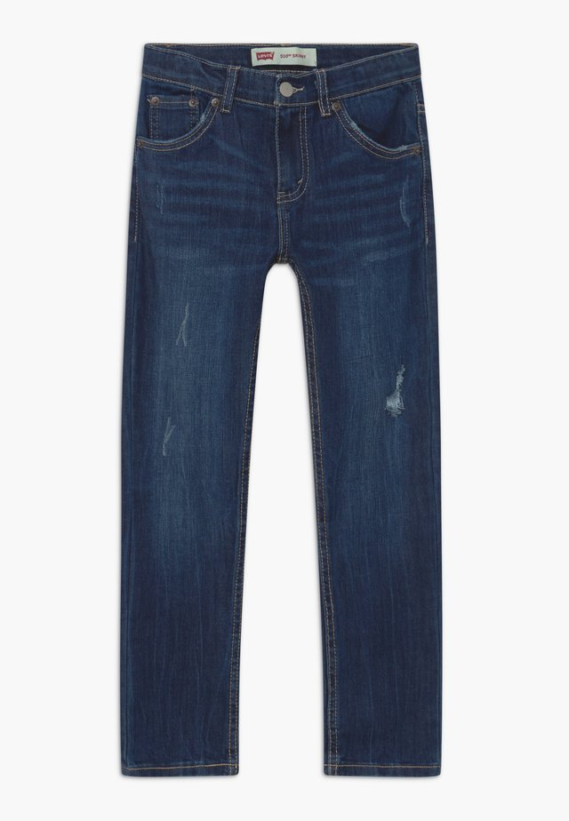 510 SKINNY - Jeans slim fit - stone blue denim