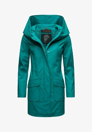 DELISHAA - Parka - dark green