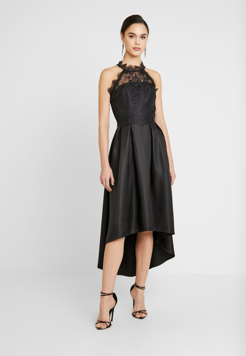 Chi Chi London - GARCIA DRESS - Ballkjole - black