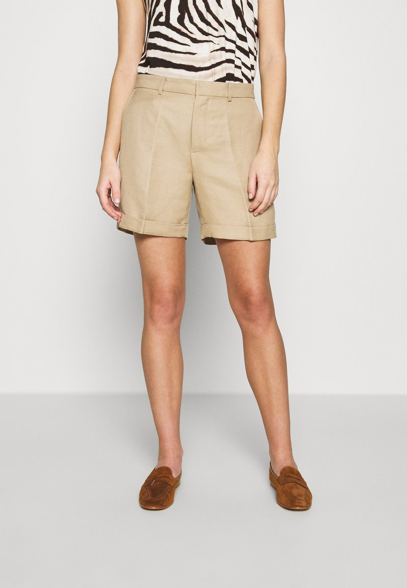 Lauren Ralph Lauren - SHORT - Shorts - birch tan