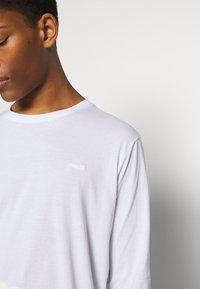 HUGO - Long sleeved top - white - 5