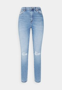 Tommy Jeans - SYLVIA SKINNY ANKLE  - Jeans Skinny - light blue denim - 0