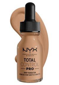 Nyx Professional Makeup - TOTAL CONTROL PRO DROP FOUNDATION - Foundation - classic tan - 2