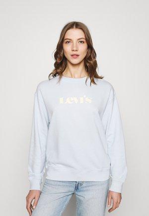 GRAPHIC STANDARD CREW - Sweatshirt - plein air