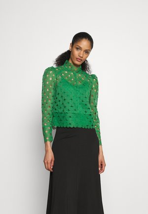 CENISA - T-shirt à manches longues - medium green