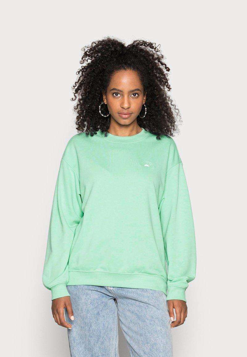 Monki - Sweatshirts - green light