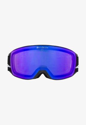 NAKISKA QVM - Masque de ski - black matt